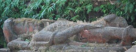 Behold the Creator:Lying Vishnu