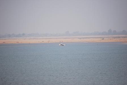 River Narmada at Hoshangabad