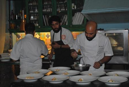 chefs in flow