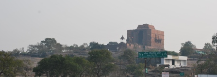 bhojpur or bholeshwar temple