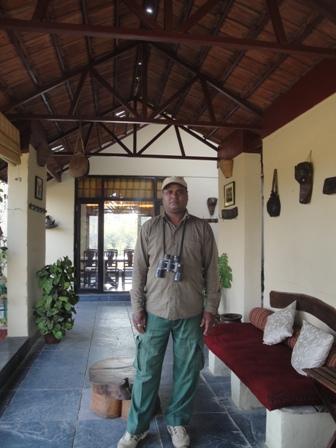 brilliant naturalist saleem