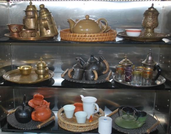 Global Tea Cups