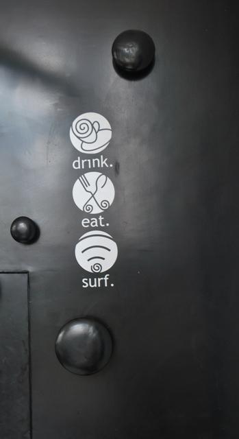 Drink, Eat, Surf