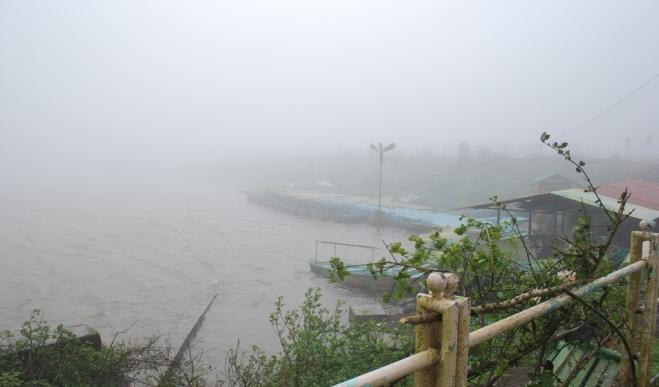 the peshwa built lake