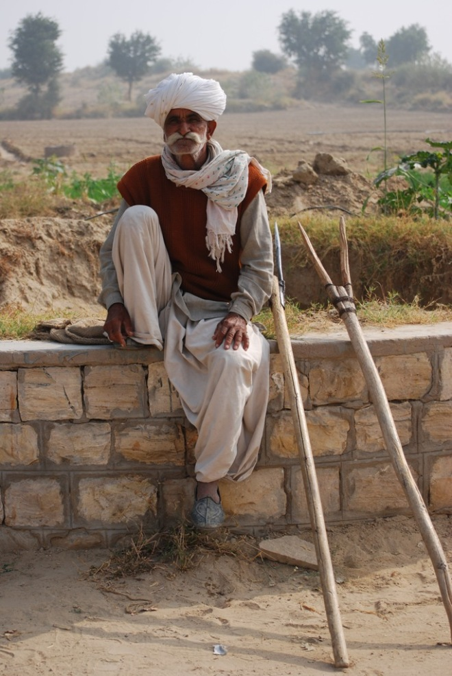 the bishnoi farmer