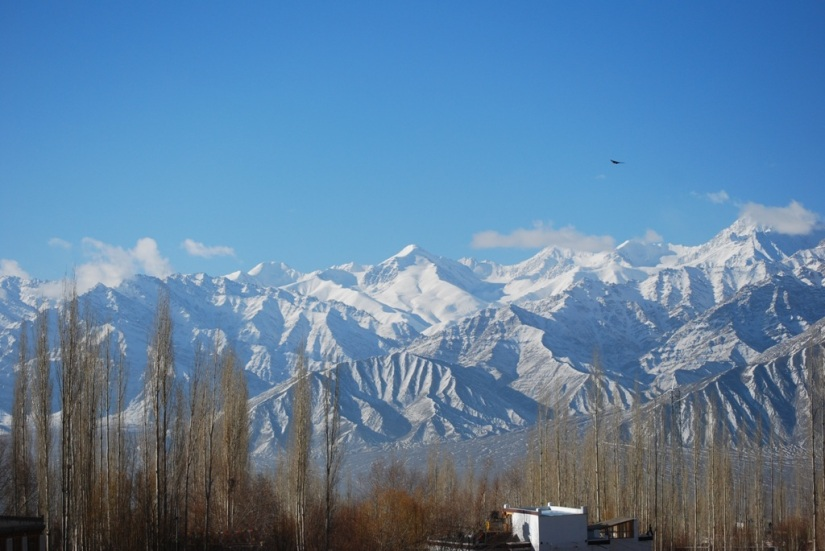 BREATHTAKING LEH