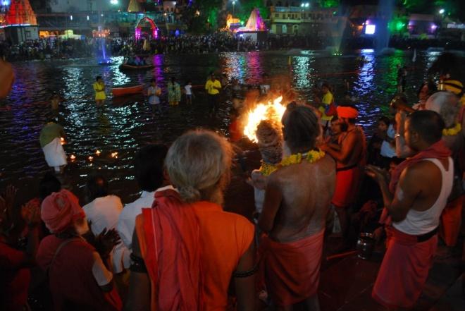 the sadhu aarti