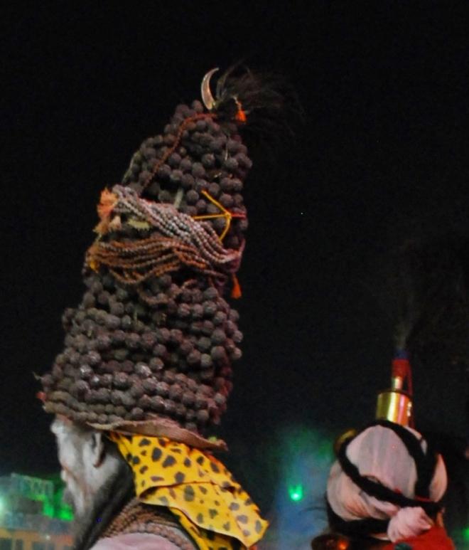 rudrakhsa turban