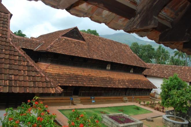 The Padmanabha Palace