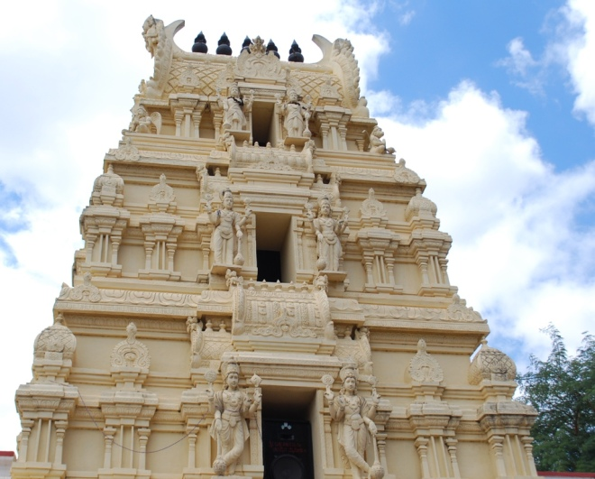 temple-in-mysore